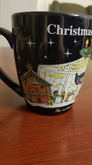 Christmas village in Baltimore mug $12 OBO for Sale in BALTIMORE, MD