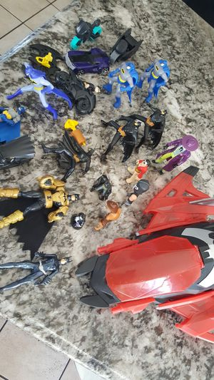 Batman toy collection for Sale in Fresno, CA