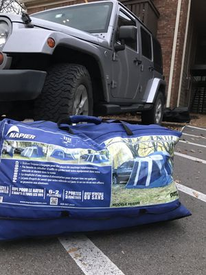 Napier Sports SUV Tent with Screen Room for Sale in Nashville, TN