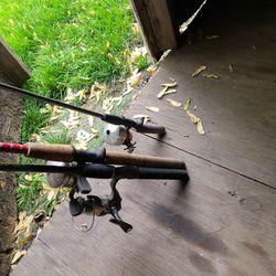 Fishing Poles  Thumbnail