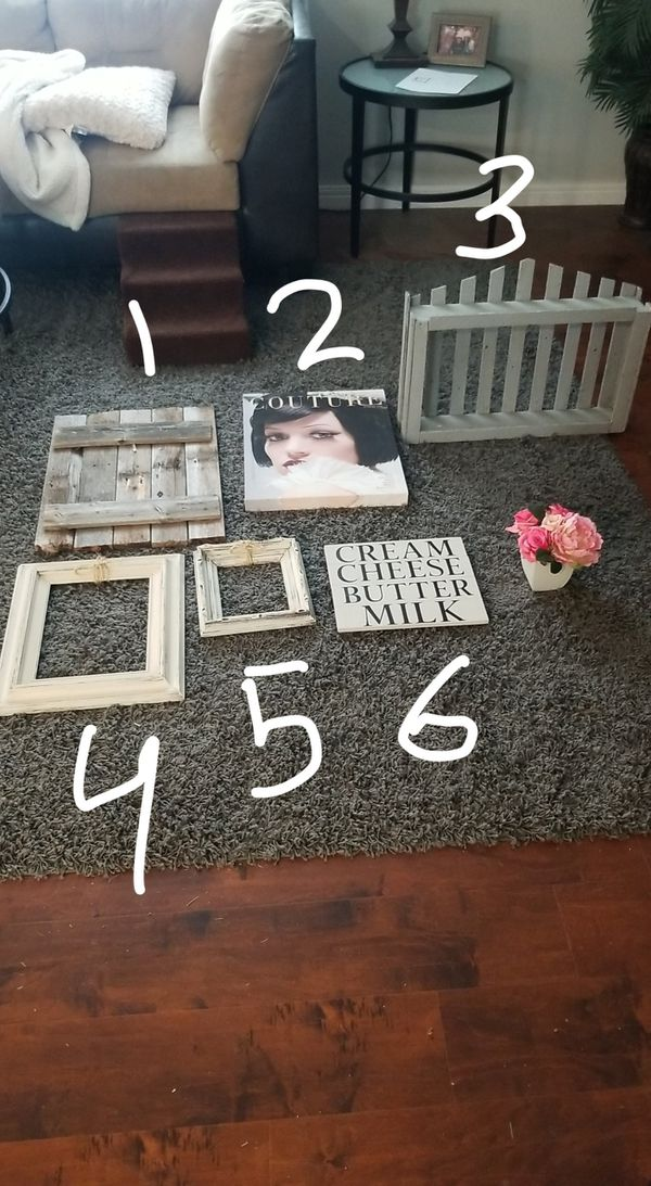 New And Used Home Decor For Sale Offerup