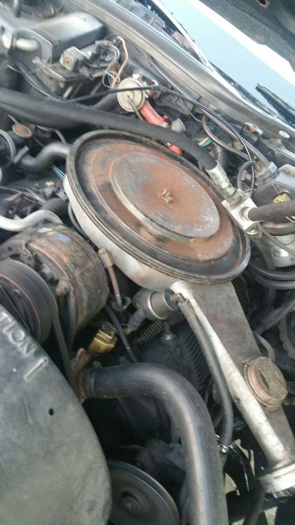 Cadillac Motor HT 4100 4.1 Deville, Eldorado, Seville, N Fleetwood