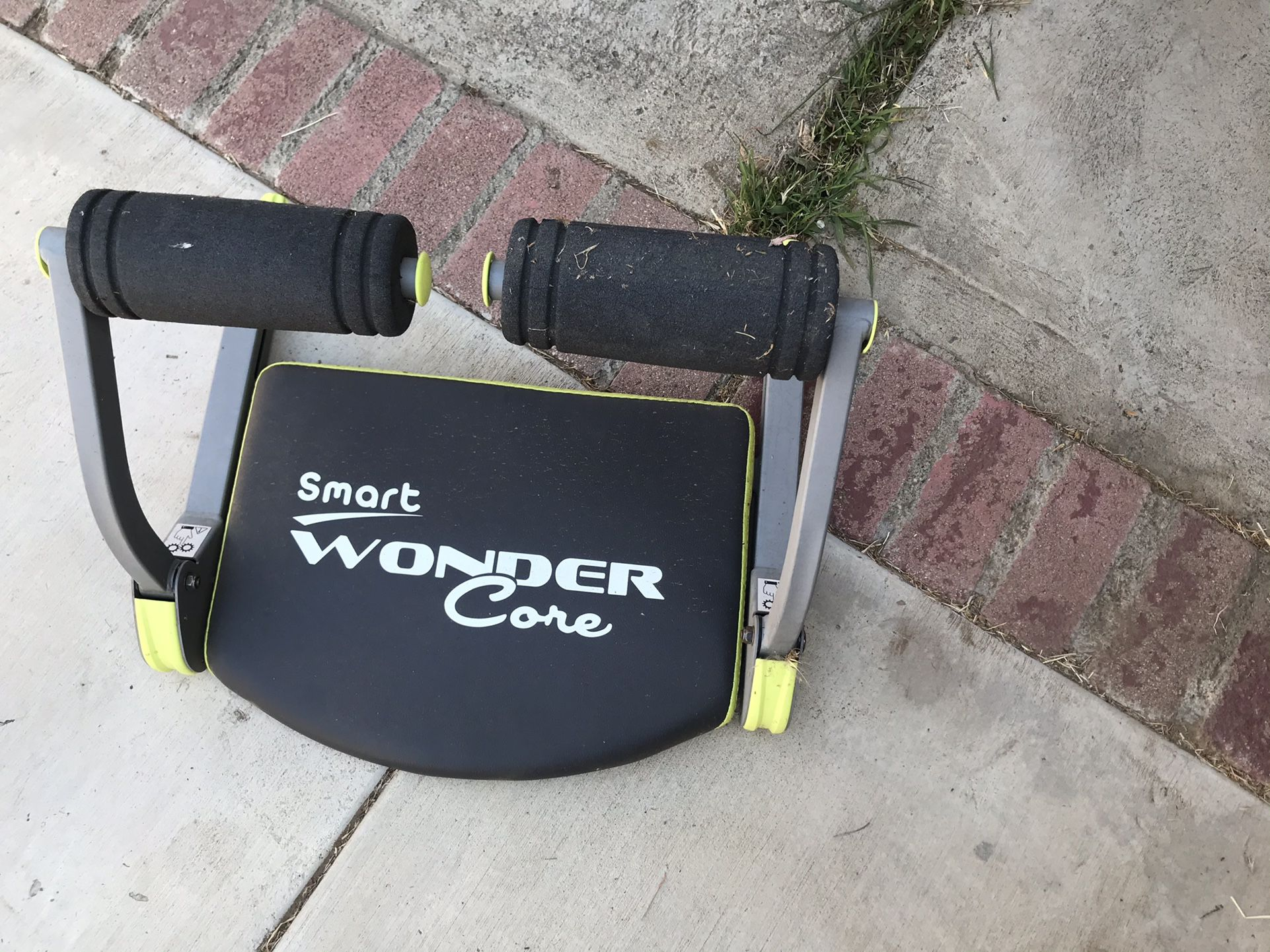 Smart Wonder Core -Ab Workout Machine