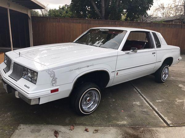 1988 Oldsmobile Cutlass Supreme Lowrider