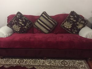 Four sofas, two sofa, and two loveseat. for Sale in Charlottesville, VA