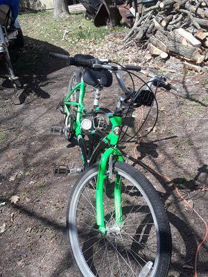Photo Northwoods tandem 21 speed bicycle