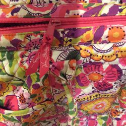 Vera Bradley Large Weekender Travel Bag Thumbnail