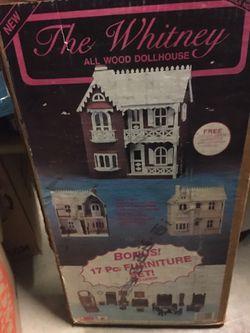 Dollhouse Kit The Whitney Thumbnail