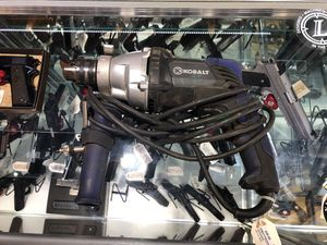 Kobalt 10 Amp Drill Corded for Sale in Sugar Land, TX