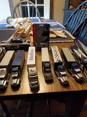 20 piece Dallas Cowboys collection for Sale in Cleveland, OH
