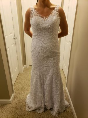 Beautiful Wedding Dress Gown NEW For Sale In Raleigh NC