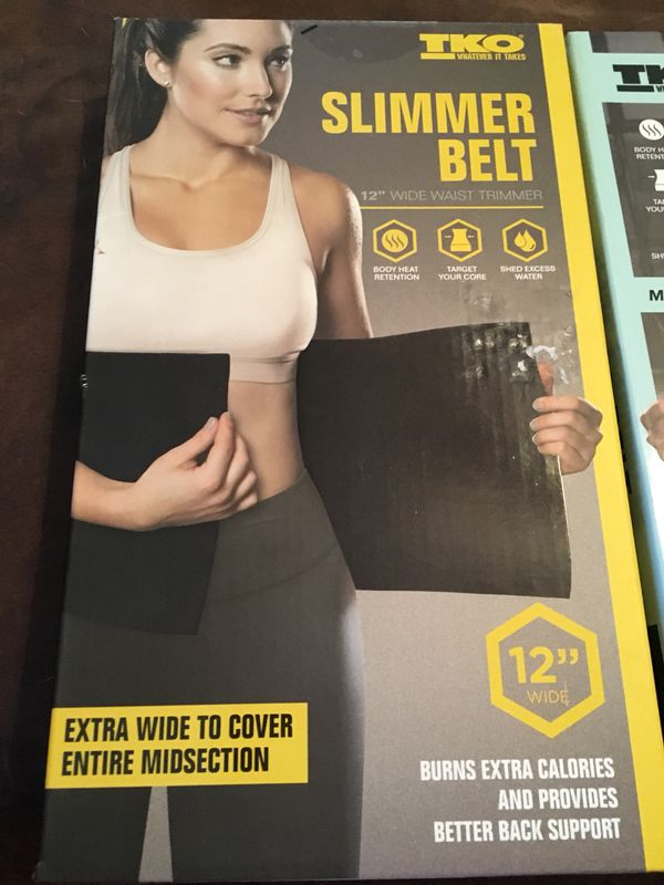 27526919fa Brand new Waist trimmers or Resistance bands for Sale in Goodyear ...
