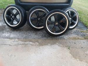 18 wheels for Sale in Germantown, MD