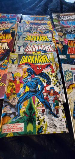 DARKHAWK COLLECTOR COMICS 1 /30  Thumbnail