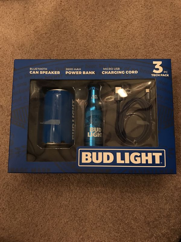 Bud Light Tech Pack for Sale in Boston, MA - OfferUp
