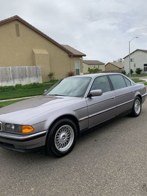Photo Bmw 740il