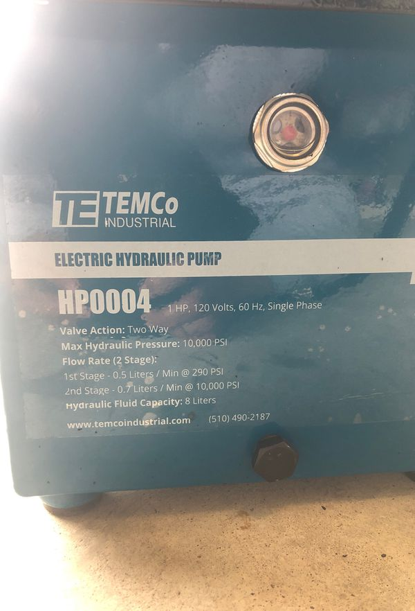 Electric Hydraulic Pump for Sale in Magnolia, TX - OfferUp