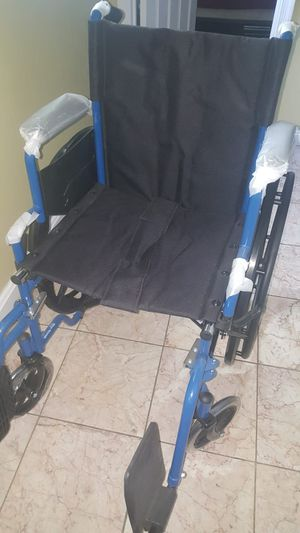 new wheelchair never used for Sale in Silver Spring, MD