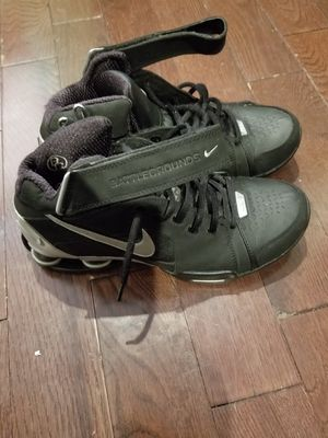 new arrival 039d7 54a37 nike shox xplosive battleground size 7.5 for Sale in Columbia, MD - OfferUp