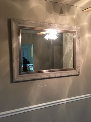 Large wall mirror for Sale in Gaithersburg, MD