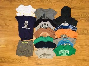 Photo Baby Boy 12 Month Summer Clothes