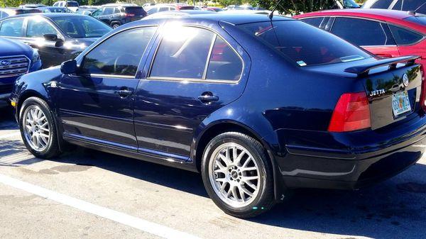1999 Volkswagen Jetta Vr6