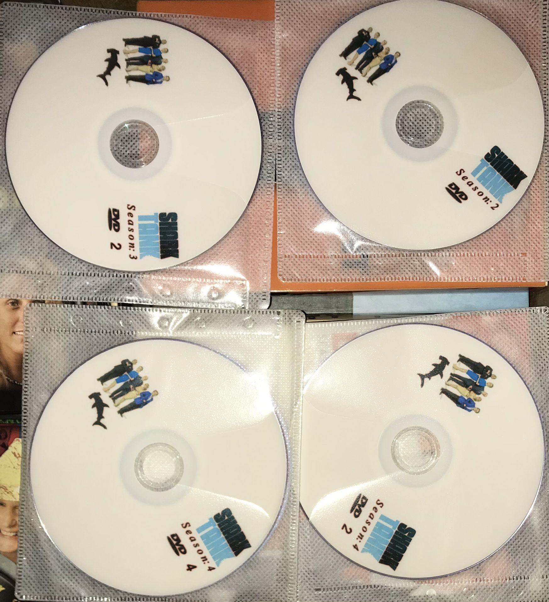 TV Show/Series DVDs Multiple Seasons