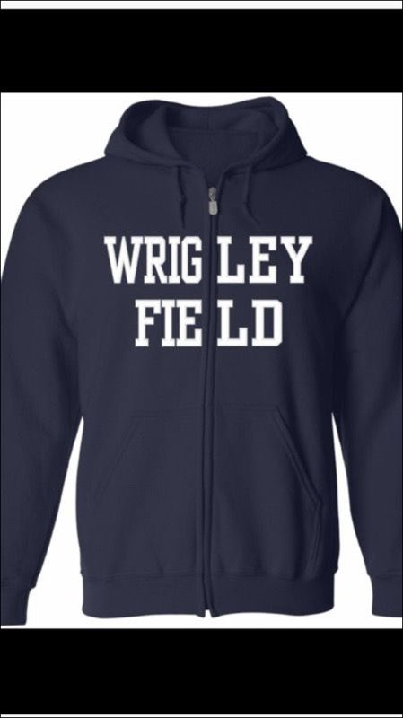 online retailer 51009 5a075 Chicago Cubs Wrigley Field hoodie Lg for Sale in Kenosha, WI - OfferUp