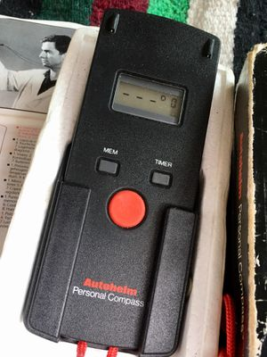 Autohelm Personal Compass - Maple Ridge, BC for Sale in Seattle, WA