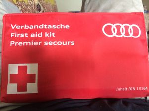 Audi First Aid Kit for Sale in Falls Church, VA