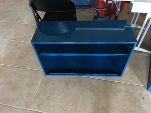 Metal cabinet with adjustable shelf for Sale in Appomattox, VA