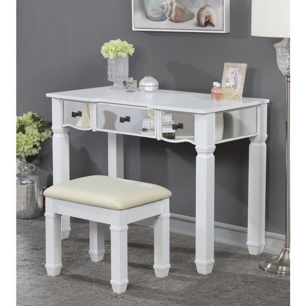 Desk with Stool (new)