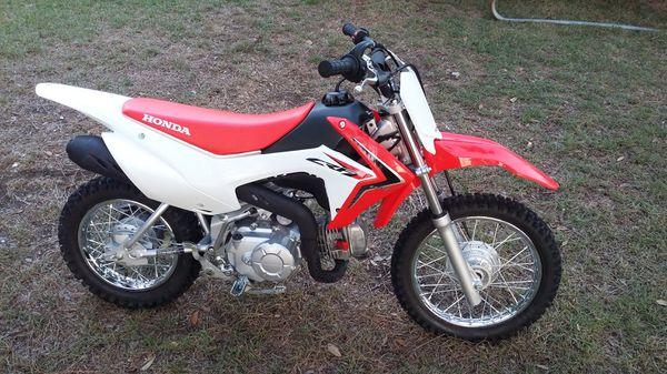 2017 honda crf 110f crf110f dirtbike