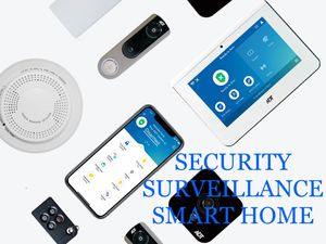Photo ADT Smart Home Security System