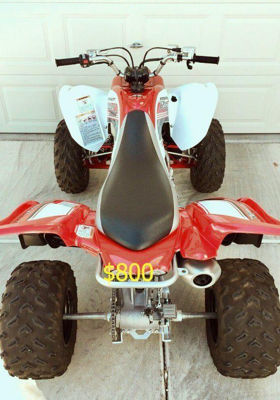 Photo Power_ Yamaha Raptor$800 low price