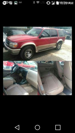 1998 Ford Explorer XLT for Sale in Silver Spring, MD