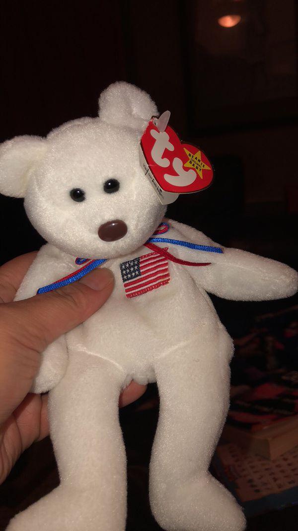 Libearty Beanie Baby (Collectibles) in Naperville cab8c9791efc