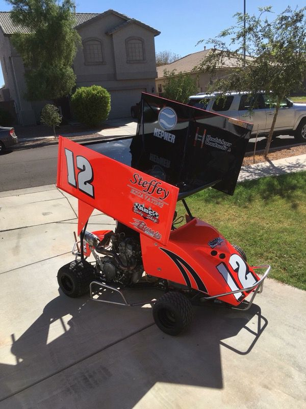 Offer Up Phoenix Az >> QRC Outlaw Kart For Sale Complete Roller Or Race Ready
