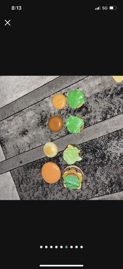 Play Cheese Burgers An Chips Set All $6 Thumbnail