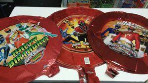 Power ranger balloons for Sale in Las Vegas, NV