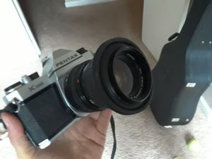 Pentax Camera with Lense set for Sale in WA, US
