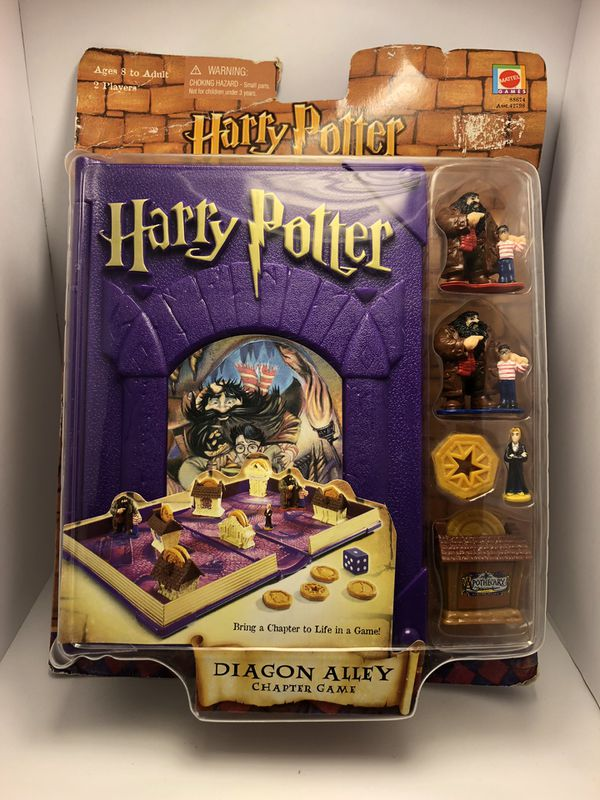 Harry Potter and The Sorcerer's Stone Diagon Alle Chapter Game for Sale in  Irwindale, CA - OfferUp