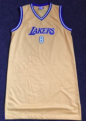 57e9f64f1ec Lakers KOBE BRYANT Throwback Jersey Dress for Sale in Montebello, CA