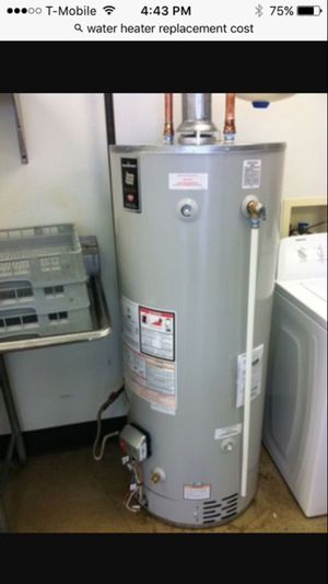 water heater installation for Sale in Annandale, VA