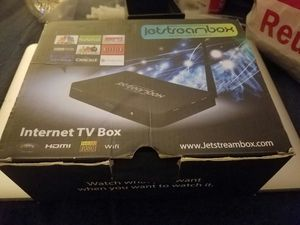 """Jetstream """"Kodi Box"""" never pay for cable again!!! for Sale in Austin, TX"""
