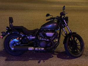Photo Motorcycle- Yamaha Bolt 2014