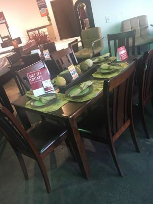 7pc Dining Table Set For Sale In Las Vegas NV