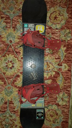 Trade: Ride Antic Series 5 1/2 ft snowboard for Sale in Denver, CO
