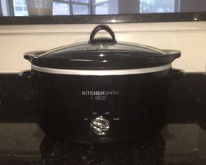 Kitchen Smith slow cooker for Sale in Bethesda, MD