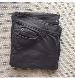 Loft Gray Pants for Sale in Apex, NC